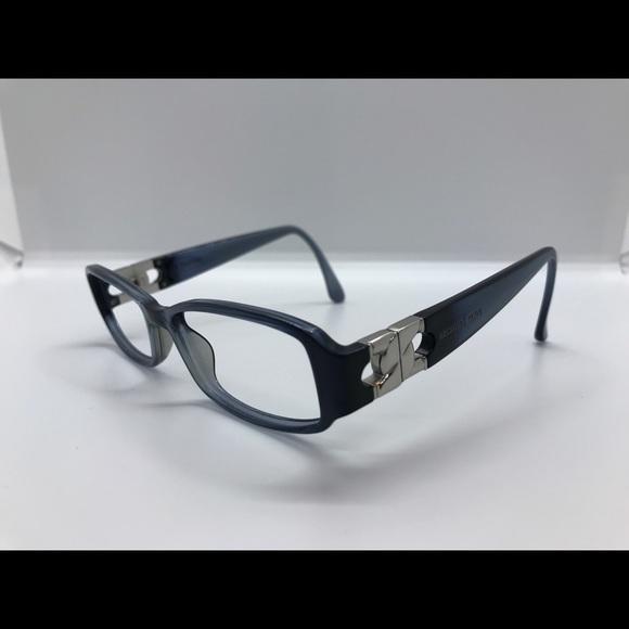 Michael Kors Eyeglasses MK660 blue/silver